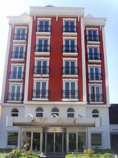 Anzer Beach Otel