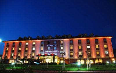 Kuzuluk Termal Otel Sakarya