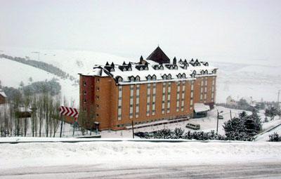 Palan Otel Paland�ken