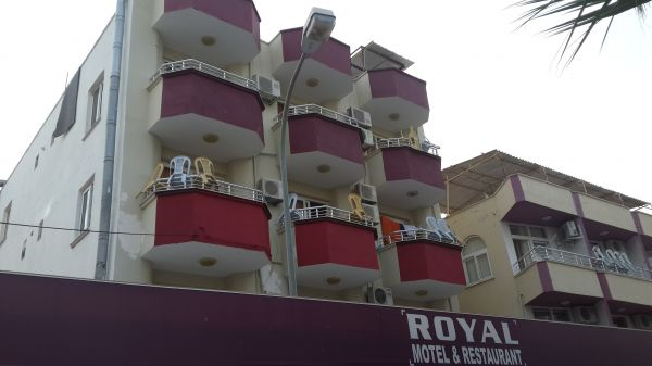 Royal Otel K�zkalesi