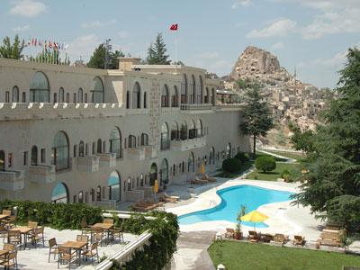 U�hisar Kaya Hotel