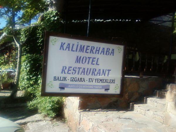 Kalimerhaba Motel & Restaurant