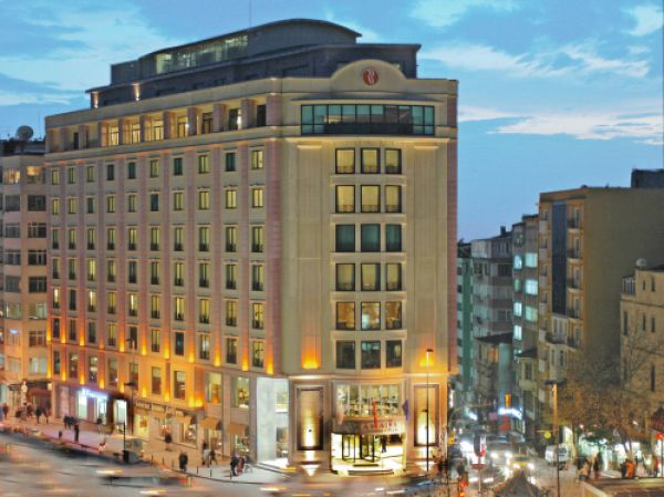 Ramada Plaza �stanbul City Center