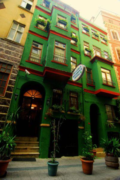 �stanbul Shamrock Hotel