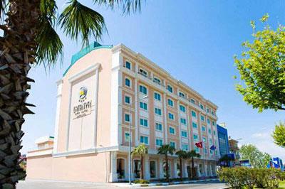 Latanya City Otel Antalya