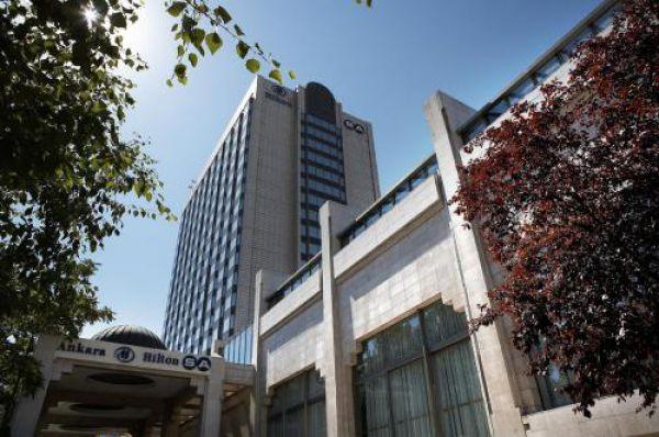 Ankara HiltonSA Otel
