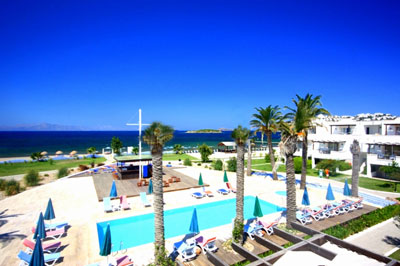 Sea and You Apart Hotel Bodrum
