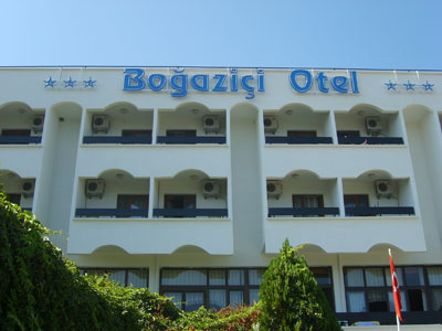 Bo�azi�i Otel
