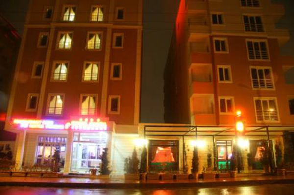 Pasha Hotel �erkezk�y