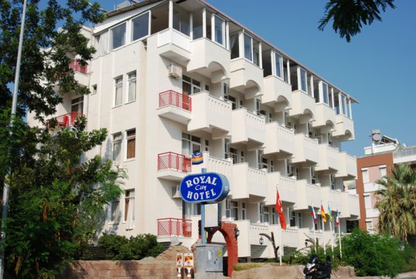 Royal City Hotel Antalya