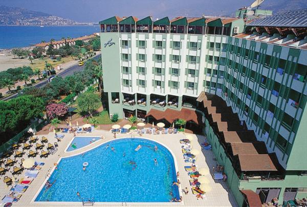 Ananas Otel Alanya