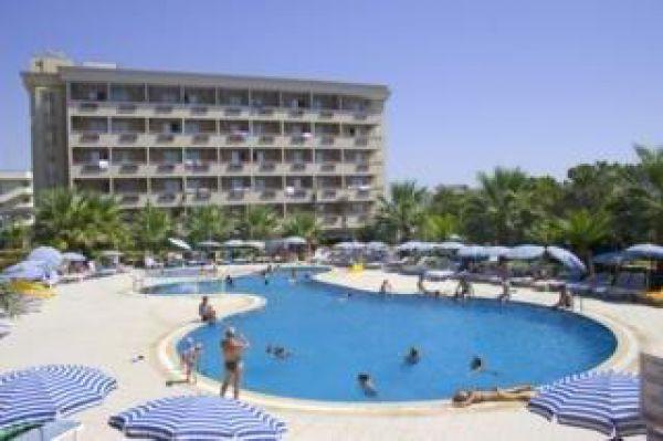 Aska Buse Resort Alanya