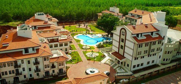 Ayka Vital Park Otel Antalya