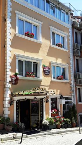 Big Apple Hostel �stanbul
