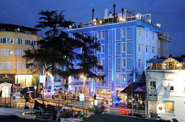 Blue House Otel �stanbul