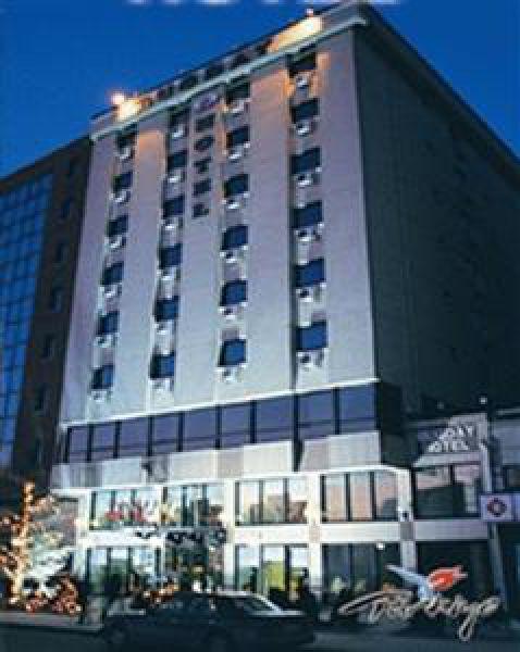 Bu�day Otel Ankara