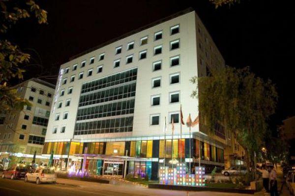 City Hotel Turan G�ne� Ankara