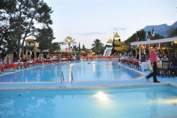 Club Boran Mare Beach Hotel Kemer