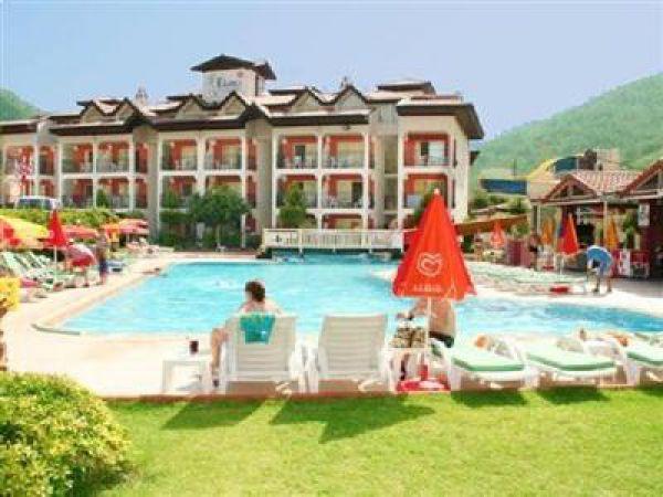 Club Ekinci Palace Hotel ��meler