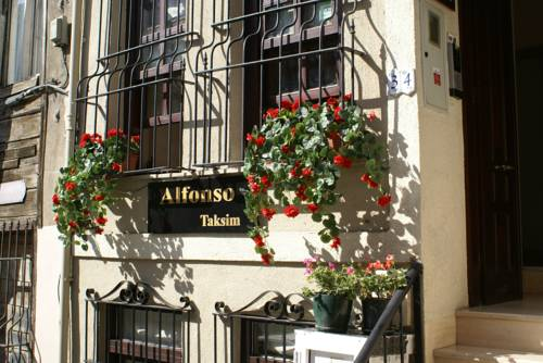 Alfonso Hotel Taksim