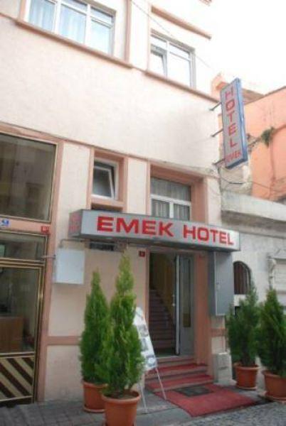 Emek Hotel Kumkap�