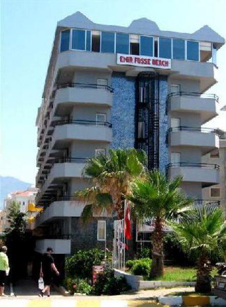 Emir Fosse Beach Otel Alanya