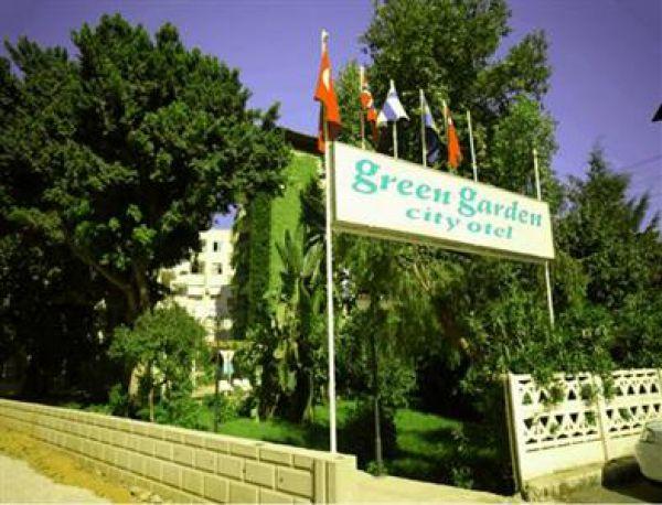 Green Garden City Hotel