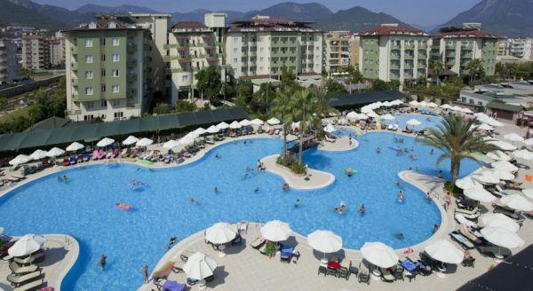 Green Park Apart Hotel Alanya