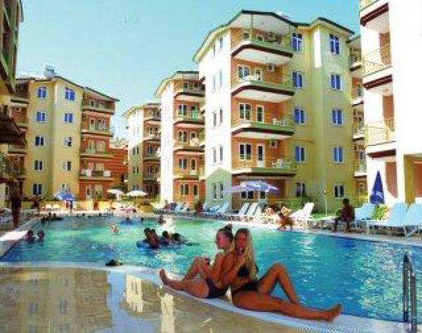 G�ne�li Side Apart Hotel