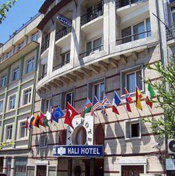 Hal� Hotel �stanbul