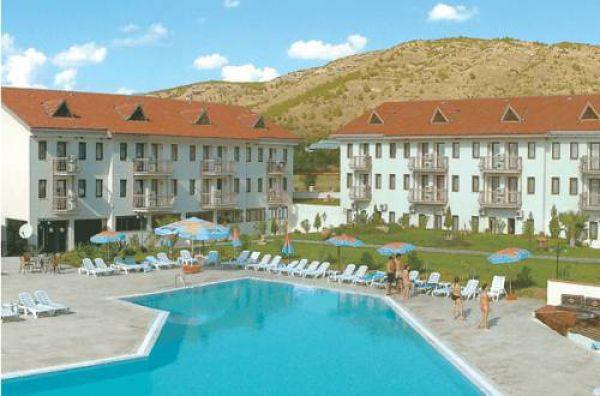 Hal�c� Hotel Pamukkale