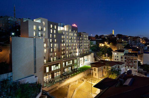 Hilton Garden Inn �stanbul Golden Horn