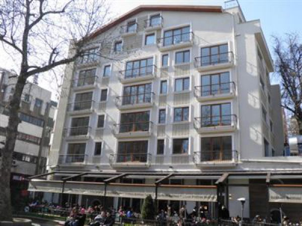 Home Suite Home Hotel �stanbul