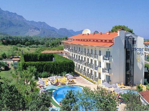 Hotel �ntersport Beldibi