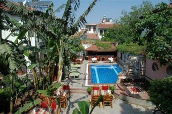 Kaleici Pera Palace Otel Antalya