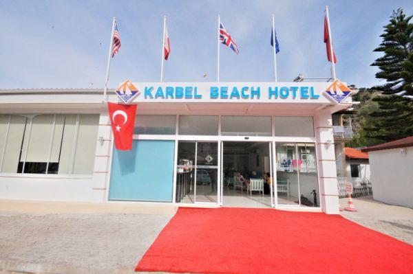 Karbel Beach Otel �l�deniz