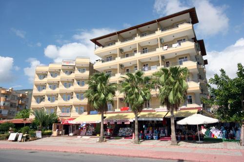 Kleopatra Beach Otel Alanya