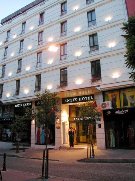 Merit Antik Hotel �stanbul