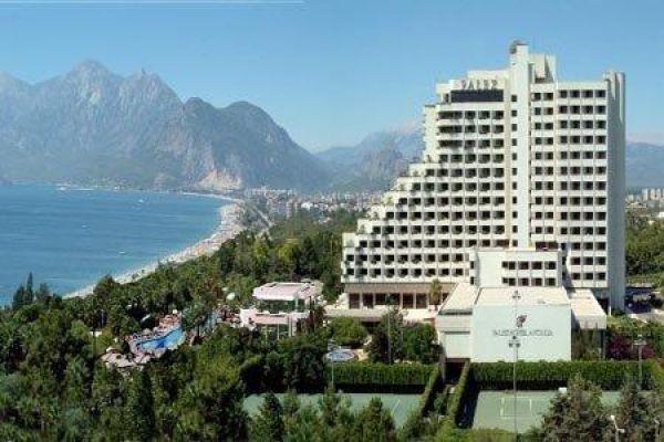 �zkaymak Falez Otel Antalya