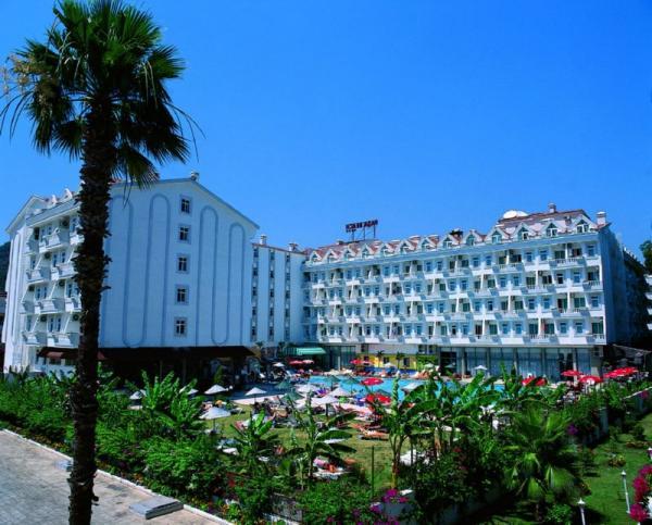 Pa�a Beach Otel Marmaris