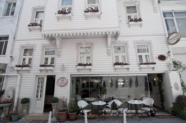 Romantic Mansion Apartmanlar� �stanbul