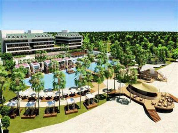 Sensimar Belek Resort Bo�azkent
