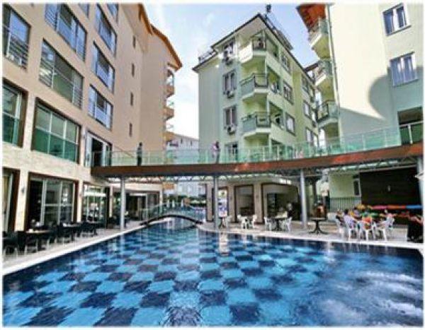 Ta� Premier Hotel & Spa Alanya