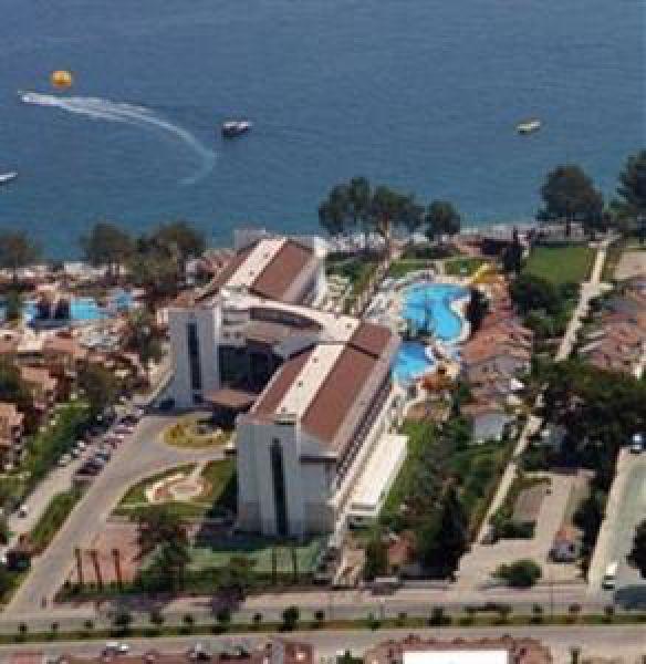 Maxim Resort Otel Kemer