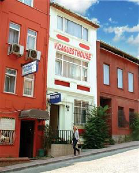 Vica Guest House �stanbul
