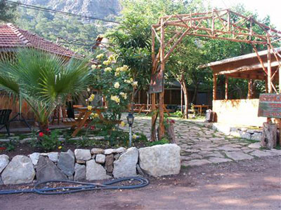 Olympos Orange Bungalows