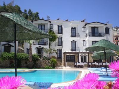 Sunny Garden Nil�fer Hotel